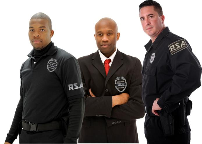 RSA is your source for a Dallas Security Company, Dallas Securtiy Guard, Armed Guard Dallas